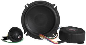 "Picture of 5.25"" 125-Watt RMS 2-Way Component Speaker Pair"