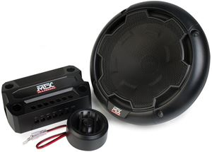 "Picture of 6.5"" 2-Way 90-Watt RMS 4Ω Component Speaker Pair"