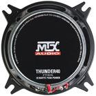 THUNDER40 Coaxial Car Speaker Rear