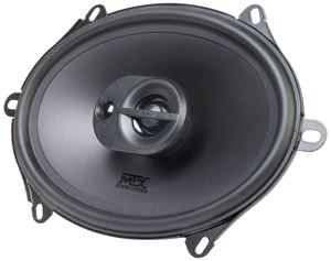 "Picture of 5"" x 7"" 3-Way 55-Watt RMS 4Ω Coaxial Speaker Pair"