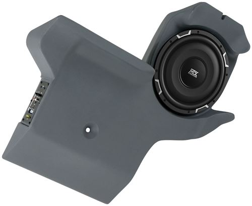 Picture of Fits 2004-2011 - Amplified 10 inch 200W RMS Vehicle Specific Custom Subwoofer Enclosure