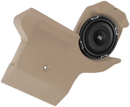 Picture of Fits 2004-2011 -  Loaded 10 inch 300W RMS 4 Ohm Vehicle Specific Custom Subwoofer Enclosure