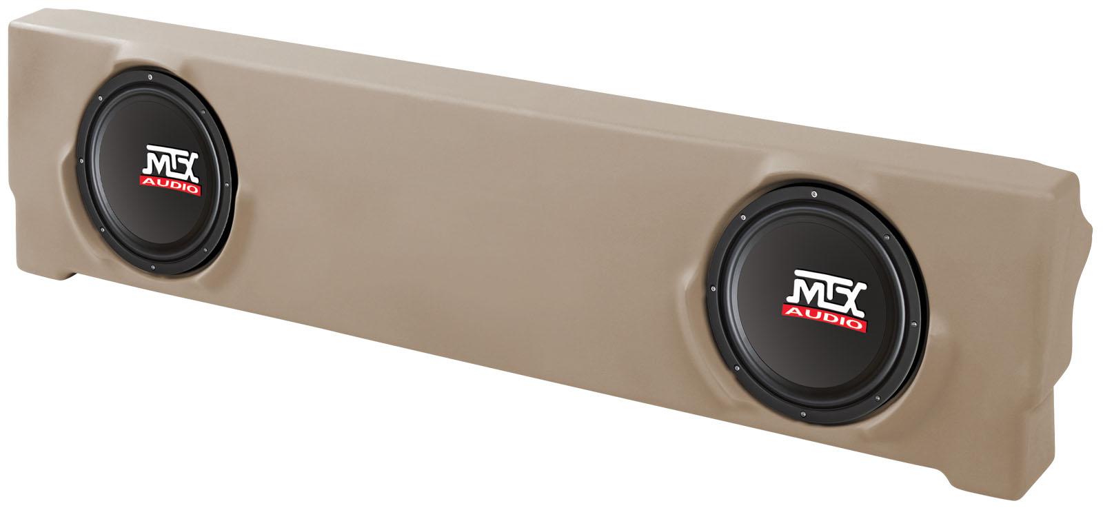 C25hc00t20 Tn Thunderform Custom Subwoofer Enclosure Mtx Audio