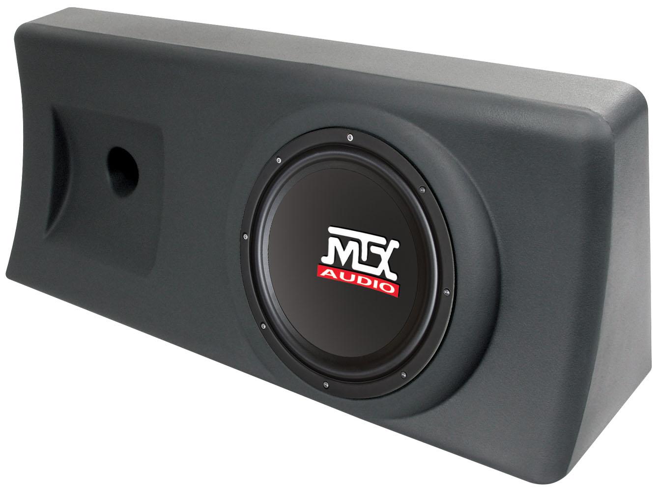 S1010ac Tn Vehicile Subwoofer Enclosure Mtx Audio Serious About