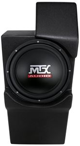 Picture of Fits 2007-2013 - Loaded 10 inch 200W RMS 4 Ohm Vehicle Specific Custom Subwoofer Enclosure