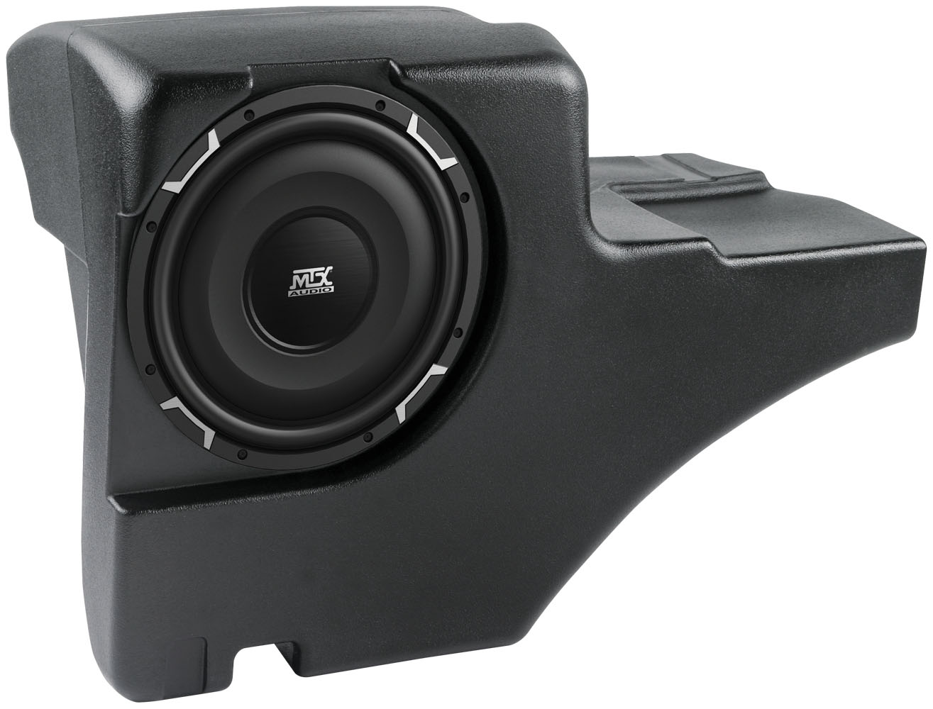 Chevrolet Tahoe 2001 2006 Thunderform Custom Subwoofer Enclosure Mtx Audio Serious About Sound