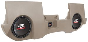 DRQC20ATC-TN Dodge Ram Quad Cab Subwoofer Enclosure