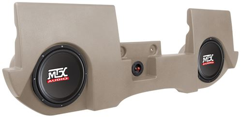 DRQC20T-TN Dodge Ram Quad Cab Subwoofer Enclosure