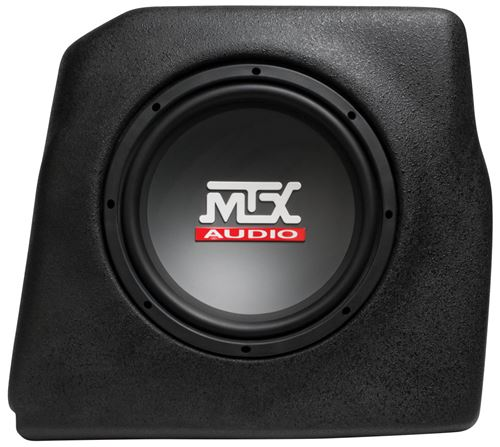 Picture of Ford Escape Amplified 10 inch 200W RMS Vehicle Specific Custom Subwoofer Enclosure