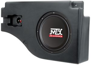 Picture of Fits 1997-2002 Amplified 10 inch 200W RMS Vehicle Specific Custom Subwoofer Enclosure