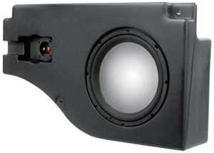 Picture of Fits 1997-2002 Unloaded 10 inch Vehicle Specific Custom Subwoofer Enclosure