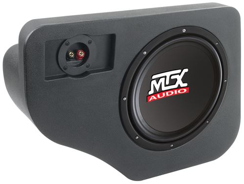 Picture of Fits Ford Explorer 1991-2001 Loaded 10 inch 200W RMS 4 Ohm Vehicle Specific Custom Subwoofer Enclosure