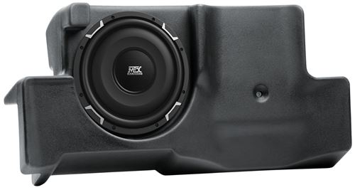 Picture of Fits Ford Explorer 2001-2010 Loaded 10 inch 200W RMS 4 Ohm Vehicle Specific Custom Subwoofer Enclosure