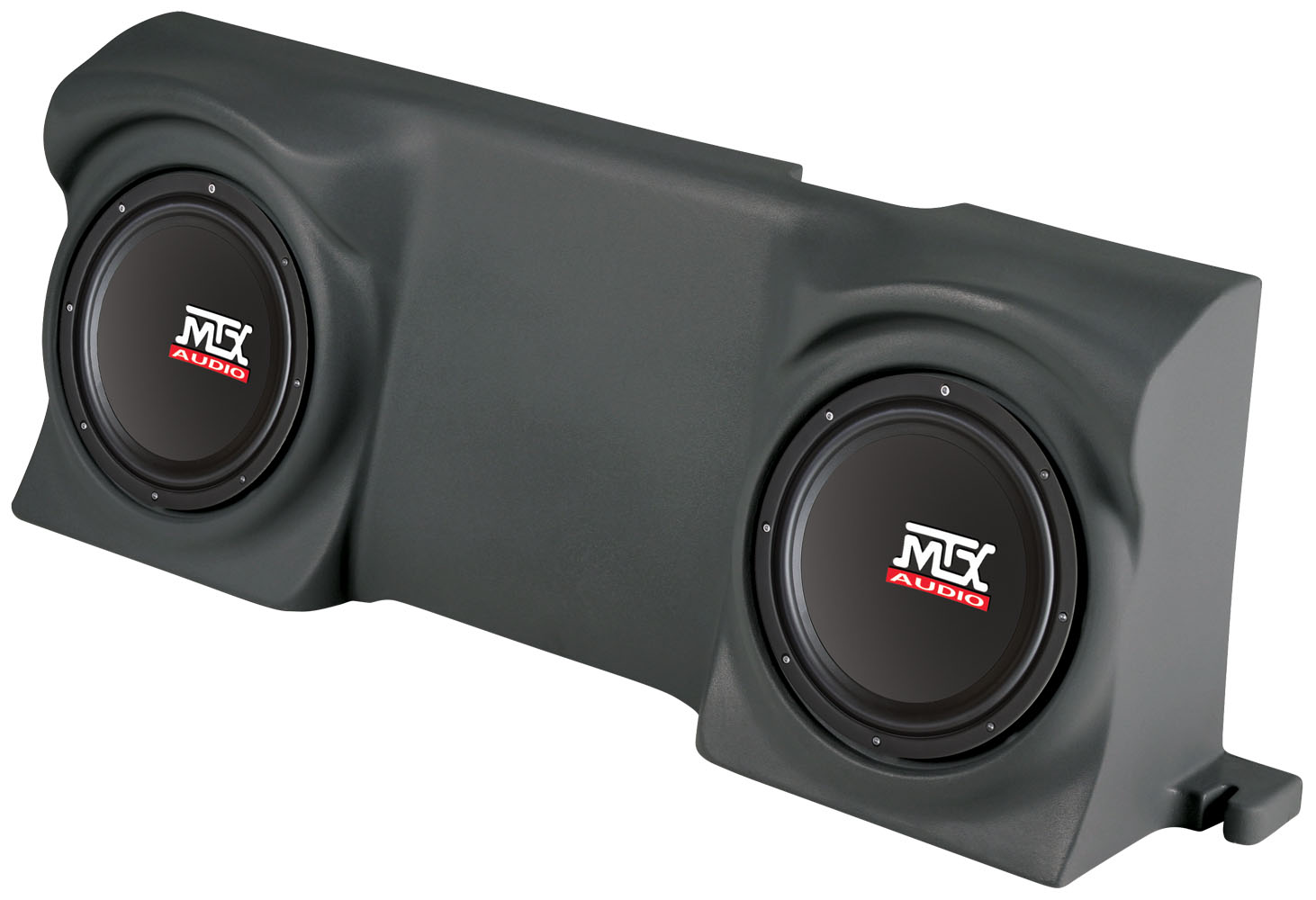 Ford F 150 Regular Cab 2004 2011 Thunderform Custom Subwoofer Sport Enclosure Mtx Audio Serious About Sound