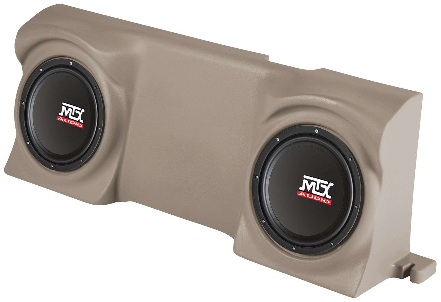 Picture of Ford F-150 Regular Cab Amplified Dual 12 inch 200W RMS Vehicle Specific ...  sc 1 st  MTX Audio & Ford F-150 Regular Cab 2004-2014 ThunderForm Custom Amplified ... Aboutintivar.Com