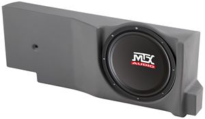 Picture of Ford F-150 Crew/Extended Cab Loaded 12 inch 200W RMS 4 Ohm Vehicle Specific Custom Subwoofer Enclosure