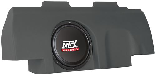 Picture of Ford F-150 Super Cab Loaded 10 inch 200W RMS 4 Ohm Vehicle Specific Custom Subwoofer Enclosure