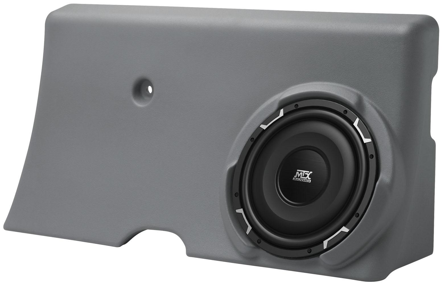 F250c00c10 Fpr Thunderform Custom Subwoofer Enclosure Mtx Audio