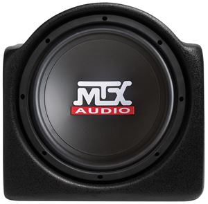 Picture of Ford Flex Loaded 10 inch 200W RMS 4 Ohm Vehicle Specific Custom Subwoofer Enclosure