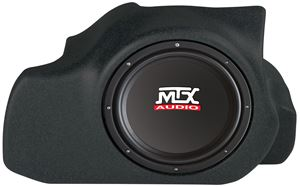 Picture of Ford Mustang Amplified 12 inch 200W RMS Vehicle Specific Custom Subwoofer Enclosure