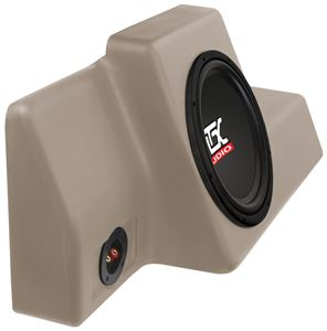 Picture of Fits Ford Ranger Regular Cab 1998-2011 Loaded 10 inch 200W RMS 4 Ohm Vehicle Specific Custom Subwoofer Enclosure