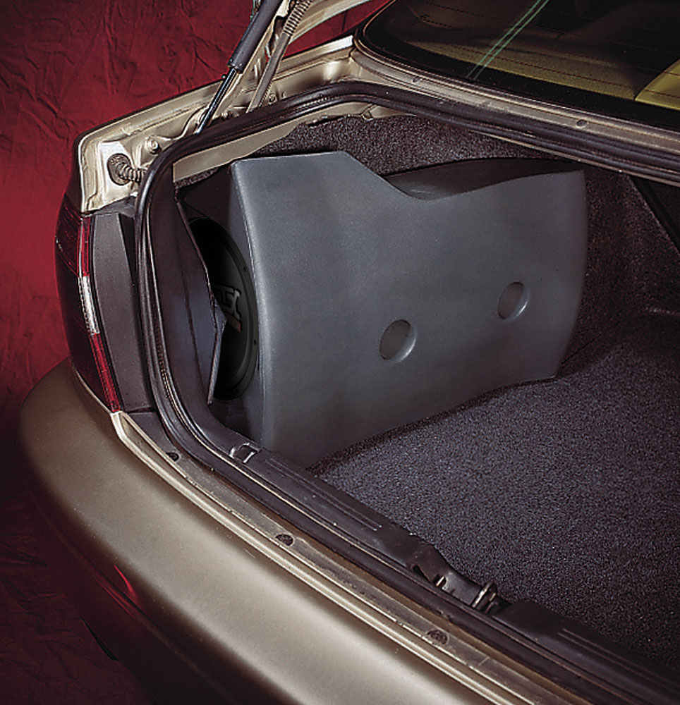 Honda Accord 1994-1997 ThunderForm Custom Amplified Subwoofer Enclosure | MTX Audio - Serious ...