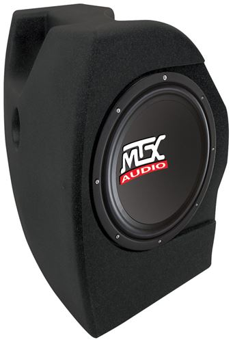 Picture of Honda Civic Loaded 10 inch 200W RMS 4 Ohm Vehicle Specific Custom Subwoofer Enclosure