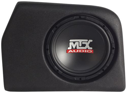 Picture of Scion TC Amplified 10 inch 200W RMS Vehicle Specific Custom Subwoofer Enclosure