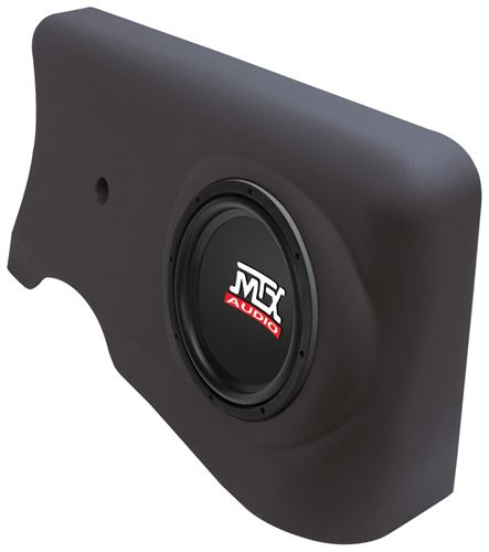 Picture of Toyota Tacoma Regular Cab Amplified 10 inch 200W RMS Vehicle Specific Custom Subwoofer Enclosure