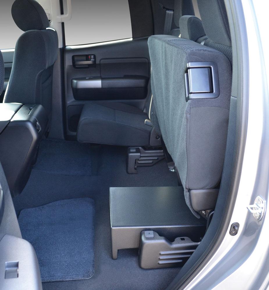 Truck Bench Seat Floor Console