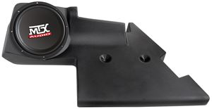 Picture of Fits 1999-2005 Amplified 10 inch 200W RMS Vehicle Specific Custom Subwoofer Subwoofer Enclosure