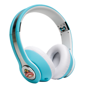 Margaritaville Audio MiX1 AQUA On Ear Headphones