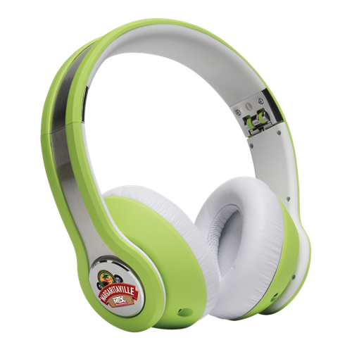 Margaritaville Audio MiX1 LIME On Ear Headphones