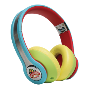 Margaritaville Audio MiX1 Macaw On Ear Headphones
