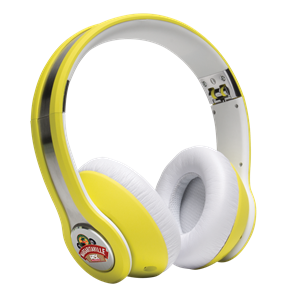 Margaritaville Audio MiX1 YELLOW On Ear Headphones