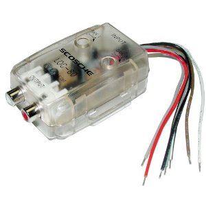 Picture of Scosche LOC80 Line Output Convertor