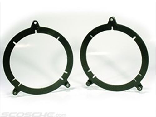 Picture of 2002-up 3-Series Front Door Speaker Adapter (pair)