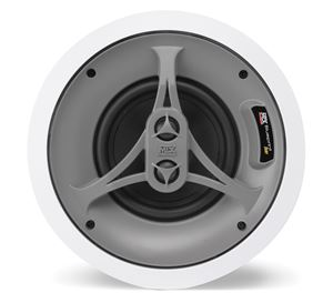 Picture of H Series H622C 6.5 inch 2-Way 60W RMS 8 Ohm In-Ceiling Loudspeaker with Stereo Input