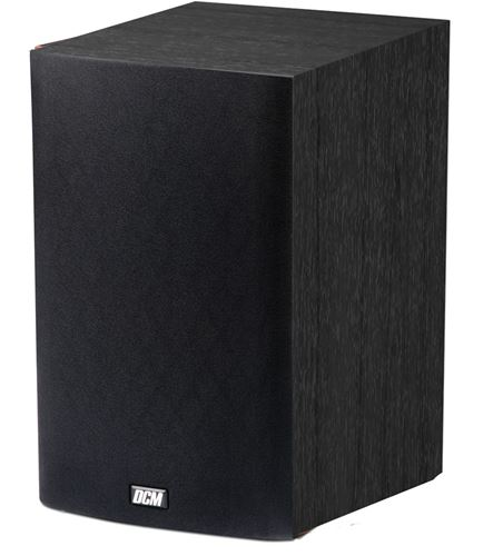 TP160S-B Black Home Theater Bookshelf Speaker