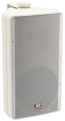 AW82-WH All-Weather White Speaker Front