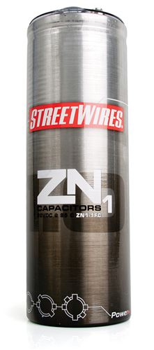 Picture of MTX StreetWires ZN1-1FC One Farad Capacitor