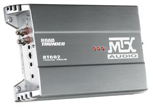 Picture of RoadThunder RT602 180W RMS 2-Channel Class A/B Amplifier