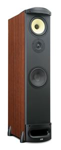 Picture of DCM TFE100 6.5 inch 3-Way 150W RMS 8 Ohm Tower Speaker - Cherry Finish