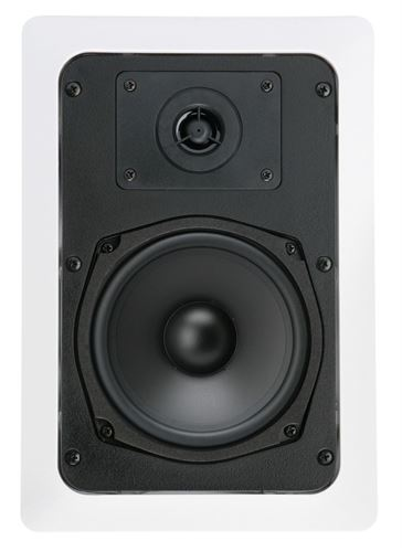 Picture of MUSICA M512W 5.25 inch 2-Way 40W RMS 8 Ohm In-Wall Speaker Pair