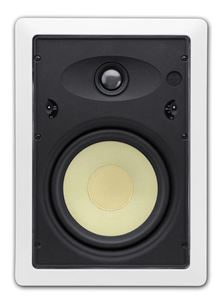 Picture of DCM TP625W 6.5 inch 2-Way 90W RMS 8 Ohm In-Wall Speaker