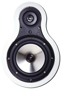 Picture of DCM TF625 6.5 inch 2-Way 100W RMS 8 Ohm In-Wall Speaker