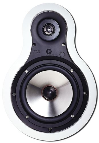 Picture of DCM TF625 6.5 inch 2-Way 100W RMS 8 Ohm In-Wall Loudspeaker