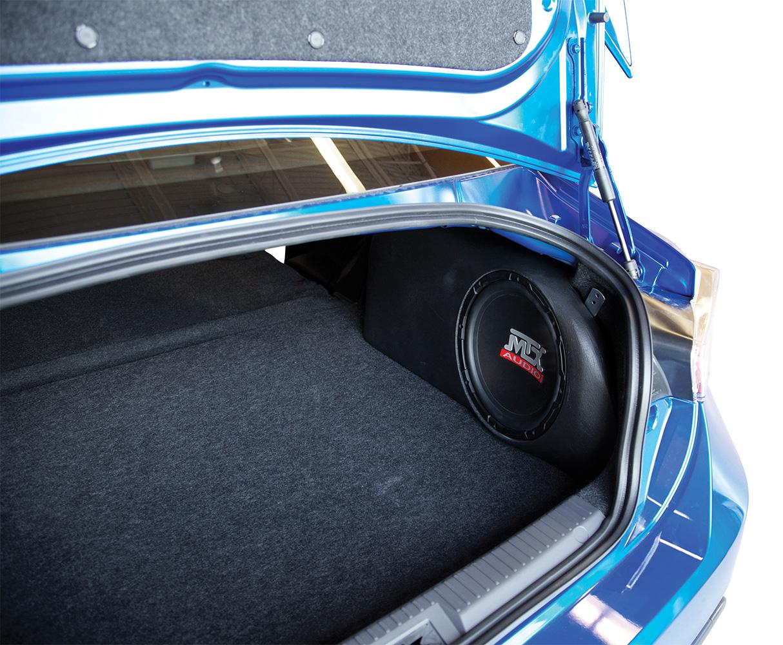 Scion Frs 2013 Thunderform Custom Subwoofer Enclosure Mtx Audio Brz Fuse Box Serious About Sound