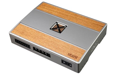 Picture of xtant 400X4 400W RMS 4 Channel Class A/B Amplifier