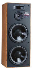 Picture of MTX AAL212 Dual 12 inch 3-Way Cabinet Speaker
